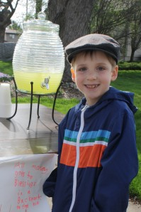 Even 6-year-old Zack Zulewski contributed the $50 he made from a lemonade stand to our program.